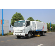 Trak Sweeper Isuzu ELF 700P Jalan